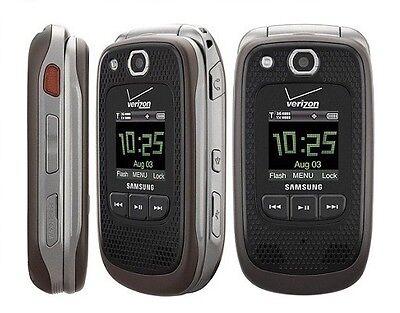 Samsung SCH U660 Convoy 2 - Coffee Brown (Verizon) Cellular Phone