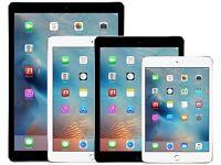 Wanted ipad Air iPad Pro ipad mini