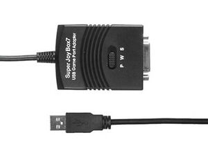 New 15 pin Gameport to USB PC Adapter for Flight Joystick Controllers Gamepads H