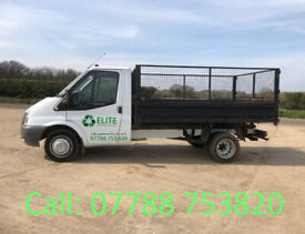 Load & Go ALL types of Waste rubbish collection removal & clearance, house garden garage shed loft