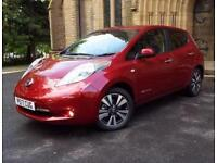 2017 Nissan LEAF Tekna 30kWh 5 door Auto Electric Hatchback