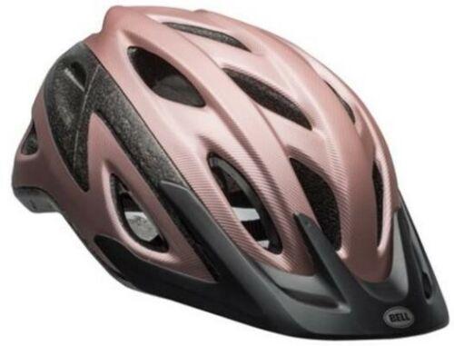 BELL Sports Kinetic Adult Bike Helmet SAFETY CERTIFIED TEXTURED ROSE GOLD  SALE!