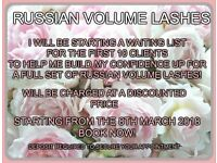MODELS NEEDED FOR RUSSIAN VOLUMES