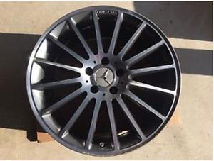C63 rims wanted