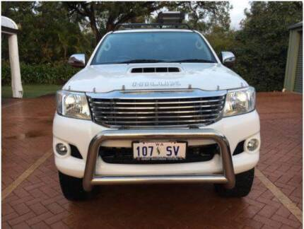 2012 Toyota Hilux SR5 **12 MONTH WARRANTY**