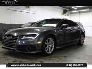 2012 Audi A7 Sedan S-Line Loaded | Accident Free |