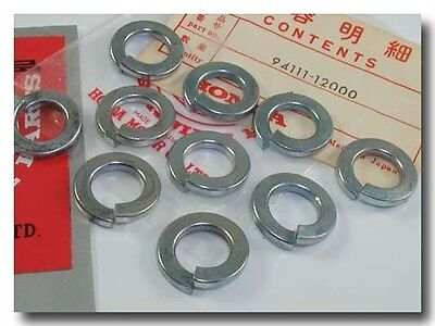 Honda Ca72 250 Ca77 305 Dream Touring Fork Support Swingarm Stopper Washer Qty10