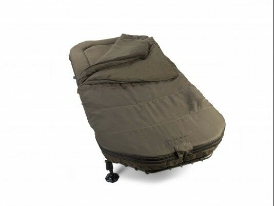 Avid Benchmark Sleep System Neu Karpfen Angeln Memory Foam Liege