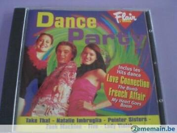 "CD: ""Dance Party""."