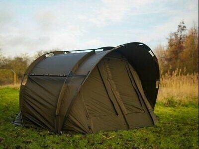 Avid Ascent Bivvy 1 Man NEW Carp Fishing Bivvy/Shelter - A0530007