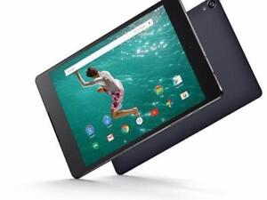 Black HTC Google Nexus 9 Tablet, WIFI + Cellular LTE 32GB Brand New Unused