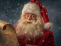Santa Claus needed
