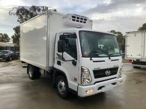 2020 HYUNDAI EX6 MIGHTY Medium Allison Automatic, Fridge, 240v STANDBY Pooraka Salisbury Area Preview