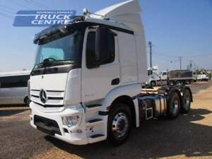 2018 Mercedes Benz Actros 2646 Demo South Murwillumbah Tweed Heads Area Preview