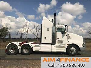 2010 Kenworth T608 Prime Mover - Finance/Rent-to-Own $687pw* Baranduda Wodonga Area Preview