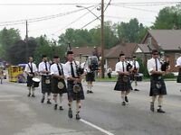 Rock and Roll Bagpipes