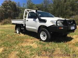 2010 Toyota Hilux 4x4 Single Cab Finance or *Rent to Own $148.96 Baranduda Wodonga Area Preview