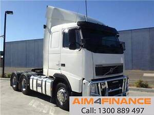 2012 Volvo FH500 Prime Mover - Finance/Rent-to-Own $618pw* Baranduda Wodonga Area Preview