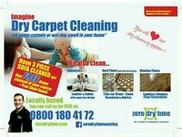 Dry Carpet & Upholstery Cleaner Manchester Wigan Bolton