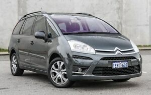 2013 Citroen C4 Picasso Seduction EGS Grey 6 Speed Sports Automatic Single Clutch Wagon Osborne Park Stirling Area Preview