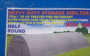Heavy Duty Warehouse Storage Shelter Building