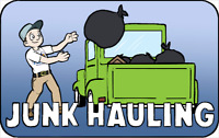Junk Removal/hauling (204) 781-1560