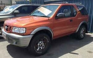 2000 Holden Frontera MX Sport (4x4) Gold 5 Speed Manual Wagon Underwood Logan Area Preview