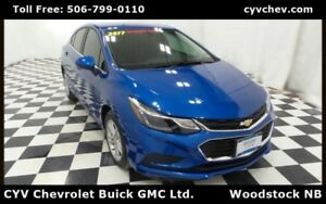 2017 Chevrolet Cruze LT - Heated Seats
