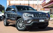 2014 Jeep Grand Cherokee WK MY2014 Laredo 4x2 Grey 8 Speed Sports Automatic Wagon Fremantle Fremantle Area Preview