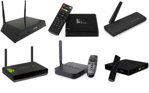 ANDROID TV BOX MYGICA MAG AVOV MINIX REPAIR ► SERVICE ► UPGRADE
