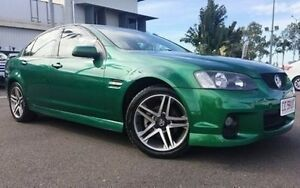 2011 Holden Commodore VE II SV6 Green 6 Speed Sports Automatic Sedan Berrimah Darwin City Preview