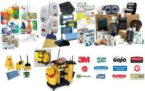 Janitorial, Cleaning and Restaurant Equipment/Supplies! - LOW $$