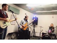 **Musicians required for new funk/blues band**