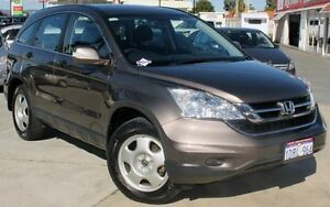 2011 Honda CR-V MY10 (4x4) Sport 5 Speed Automatic Wagon Cannington Canning Area Preview