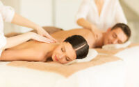 **SUMMER SPECIAL** All Day Discount for Couples Massage!