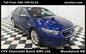 2013 Ford Taurus Limited AWD - Leather, NAV & Sunroof