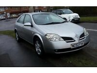 Nissan Primera Hatchback 2002 spare parts 250 pounds