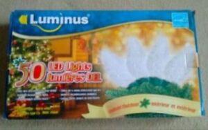 NEW - Luminus 50 LED lights - 10 meters long!