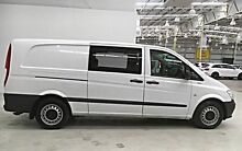 2011 Mercedes-Benz Vito 639 MY11 113CDI Crew Cab White 5 Speed Automatic Van Edgewater Joondalup Area Preview