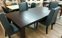 Dining table..$19.16 a month...FREE CHAIRS