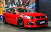 2013 Holden Special Vehicles Clubsport GEN-F MY14 Red 6 Speed Sports Automatic Sedan Perth Perth City Area Preview