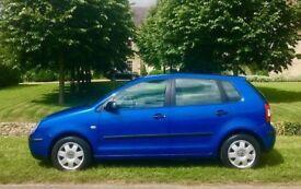 1 Owner 76K Volkswagen Polo 1.9 Diesel SDI 5 Door Hatchback Only 76000 Miles FSH NEW MOT Superb Car