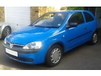 1.7 diesel vauxhall corsa 2002 moted