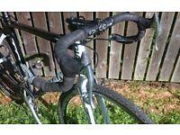 Giant TCX cyclo cross bike 52cm