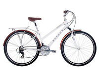 Python Paragon Ladies Front Suspension Hybrid Bicycle -- IN STOCK