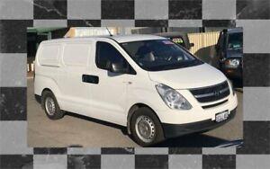 2015 Hyundai iLOAD TQ MY15 White 5 Speed Automatic Van Wangara Wanneroo Area Preview