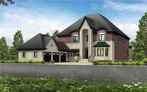 PRE CONSTRUCTION LUXURY HOME IN  PICKERING