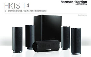 Harman Kardon HK14 5.1 Surround system Home Theater