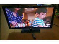 Samsung 32 inch full HD led tv excellent condition fully working with remote control