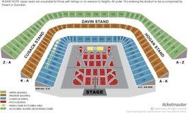 2 x Michael Buble Tickets, Croke Park, Dublin - Reduced price